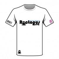 Roctopus White t-shirt Front