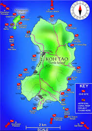 Dive Sites Koh Tao, Scuba Diving, Thailand