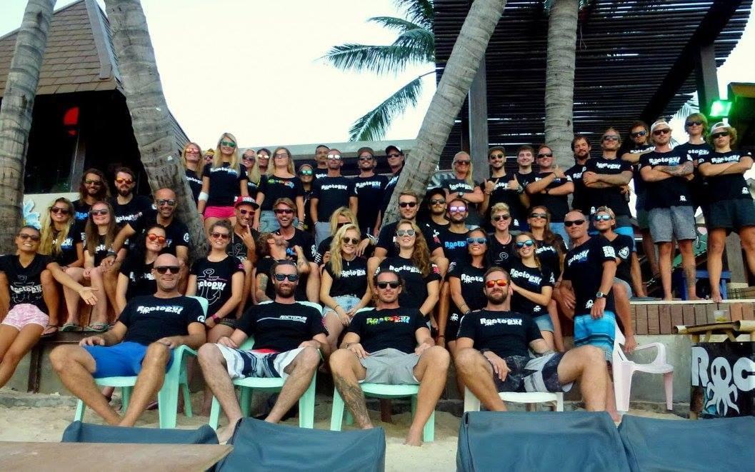 Roctopus Dive Team