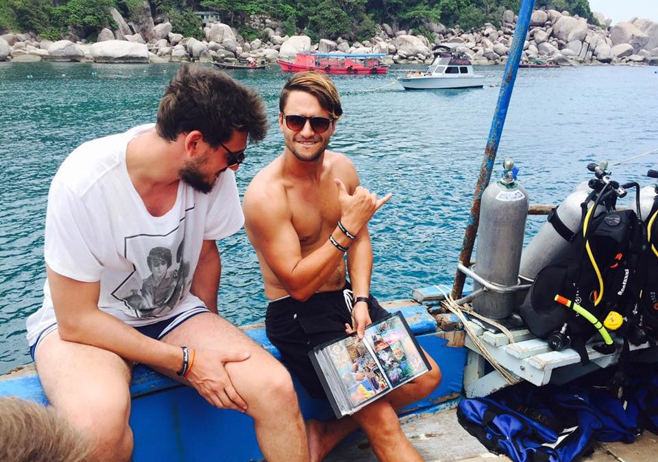 A Divemasters Diary: How I found Roctopus