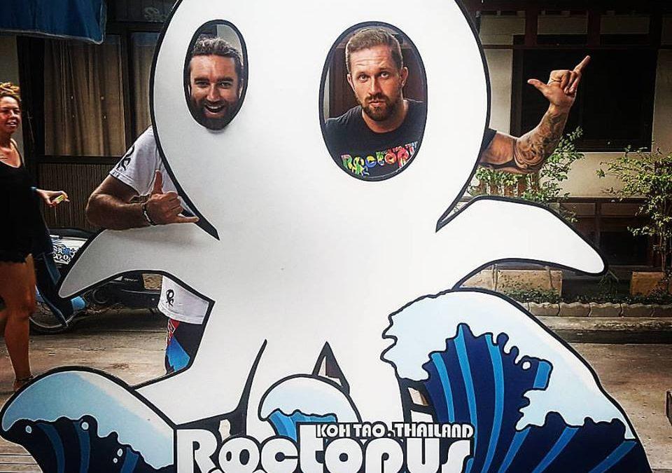 Roctopus News letter – August 2016