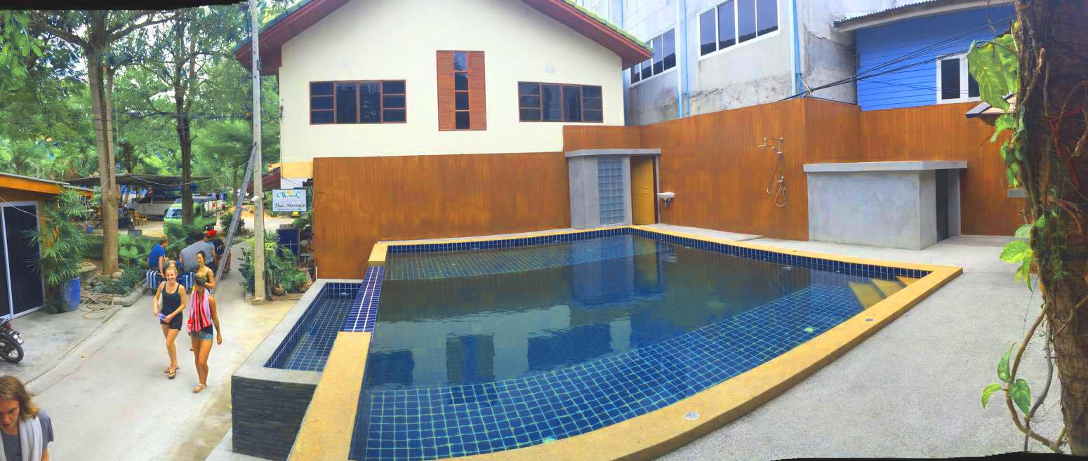 Roctopus Pool