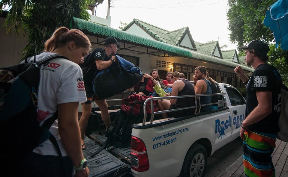 Rocto Taxi ride
