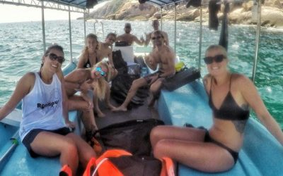 A DiveMaster's Diary – Koh Tao in the New Year