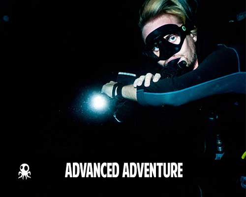 advanced adventure scuba