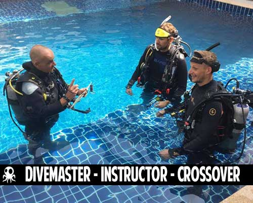 dive instructor roctopus pro